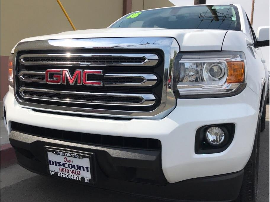 Pre-Owned 2018 GMC Canyon SLE1