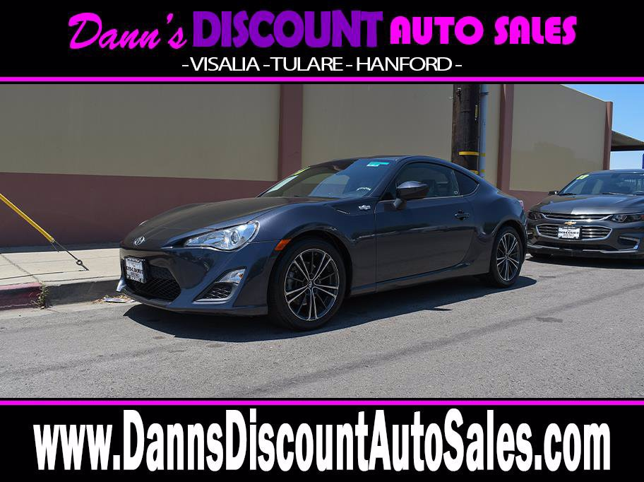 Pre-Owned 2016 Scion FR-S Release Series