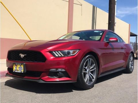 2015 Ford Mustang EcoBoost Premium RWD 2D Coupe