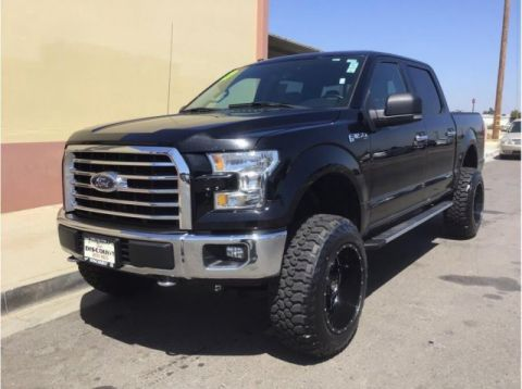 2017 Ford F-150 XLT 4WD