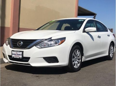 2017 Nissan Altima 2.5 S FWD 4D Sedan