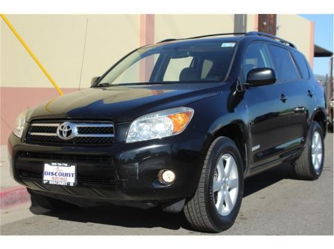 2006 Toyota RAV4 Limited FWD 4D Sport Utility